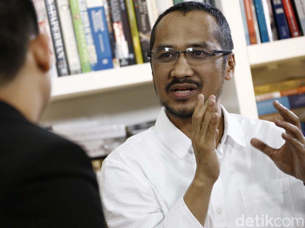 Abraham Samad: Siapa Otak-atik UU KPK akan Berhadapan dengan Rakyat!