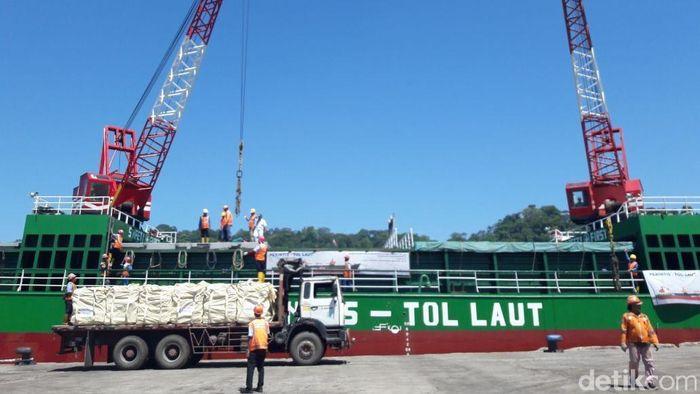 Program Tol Laut Jokowi Dikritik: Ditinggalkan Setelah Dilahirkan