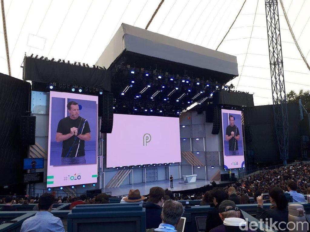Inikah Nama Resmi Android P?