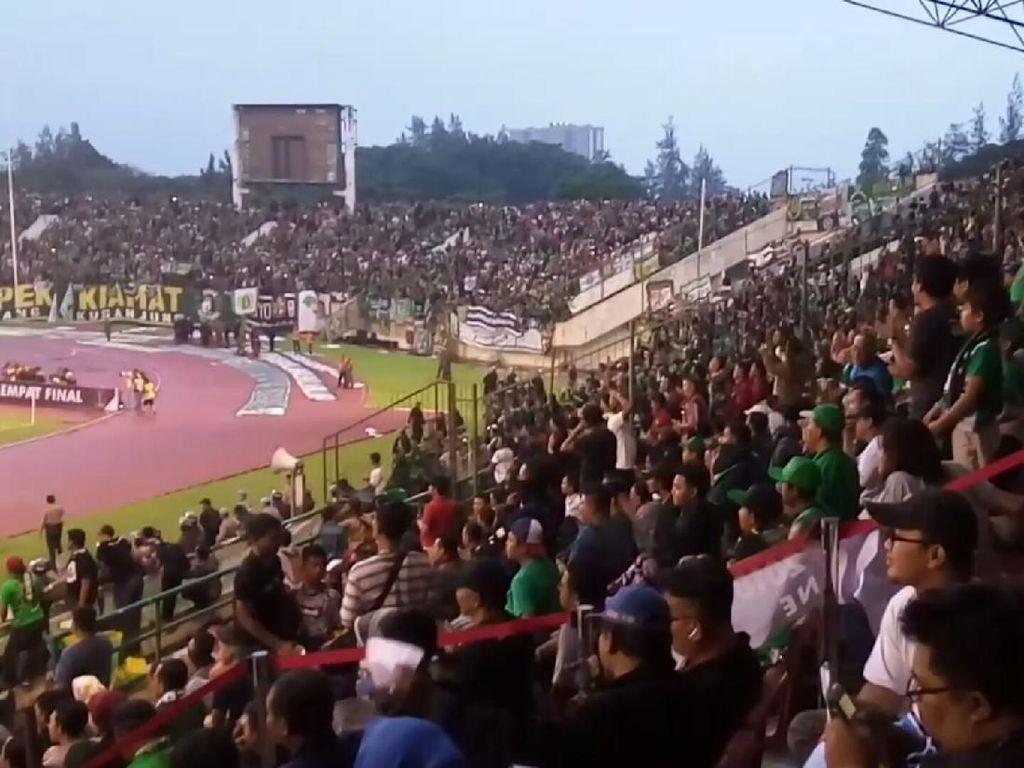 Stadion Manahan Direnovasi, Persis Solo Harus Ngungsi