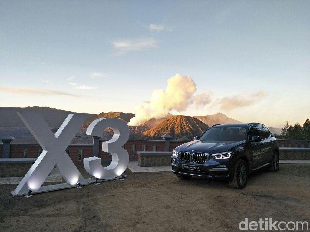 Jalan-jalan ke Bromo dengan All New BMW X3 Butuh Rp 22 Juta