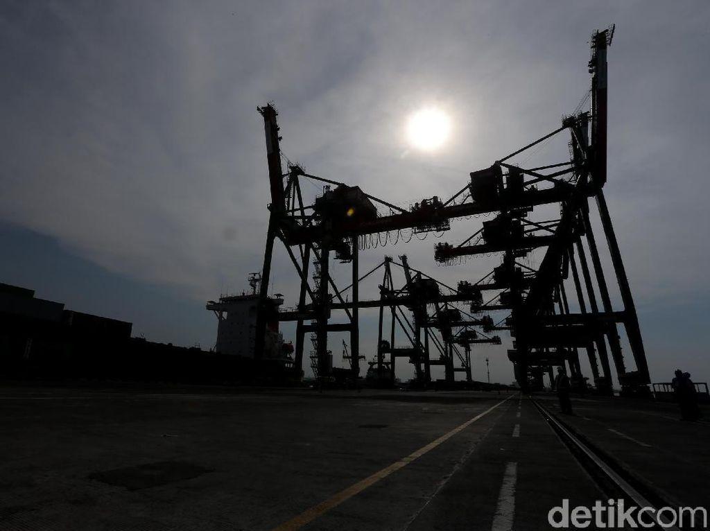 RI Genjot Pembangunan Infrastruktur Pelabuhan dengan Teknologi
