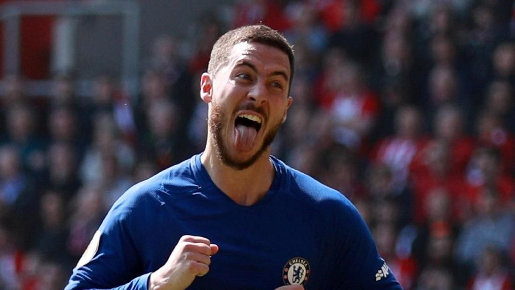 Chelsea Disarankan Jual Hazard