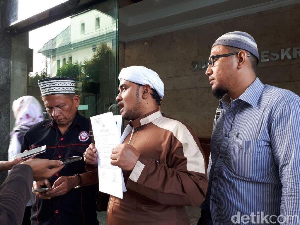 Novel Bamukmin Polisikan 2 Akun FB yang Unggah Meme Habib Rizieq