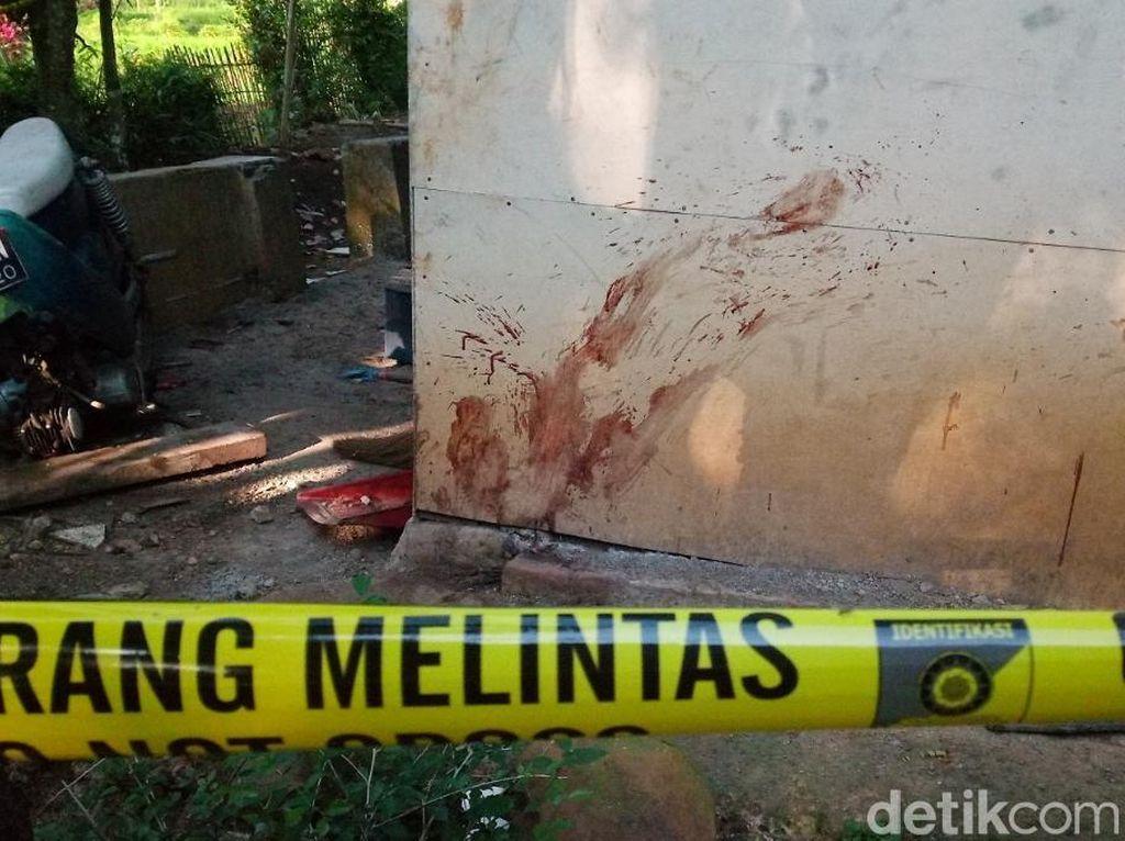 Istri yang Dicangkul Suaminya di Bandung Kondisinya Membaik