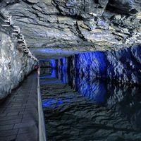 Terowongan Jhaishan yang cantik (tidus.lin/Instagram)