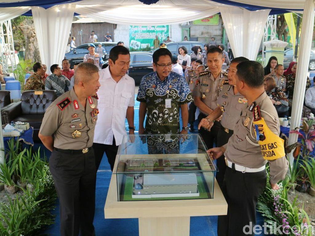 Polri Bangun Gedung Pengurusan BPKB Berbasis IT Senilai Rp 9,7 M