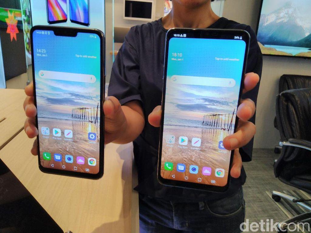 LG G7+ ThinQ Mendarat di Indonesia