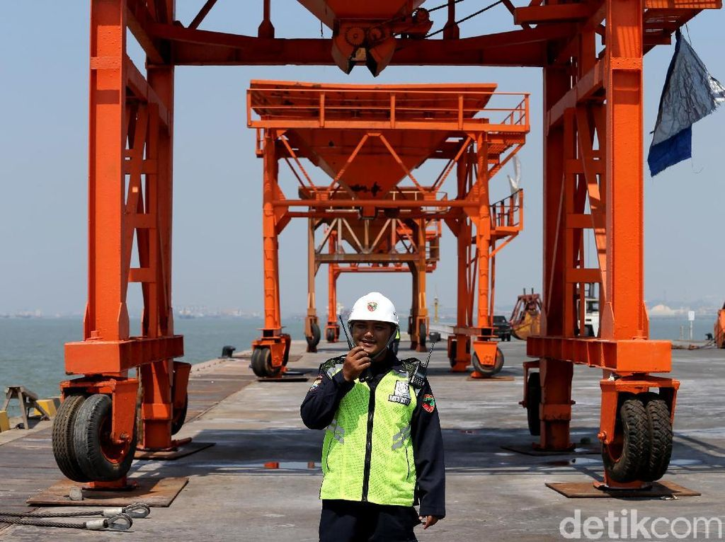 Pelabuhan Modern Rp 14 Triliun Siap Dibangun di Kalbar