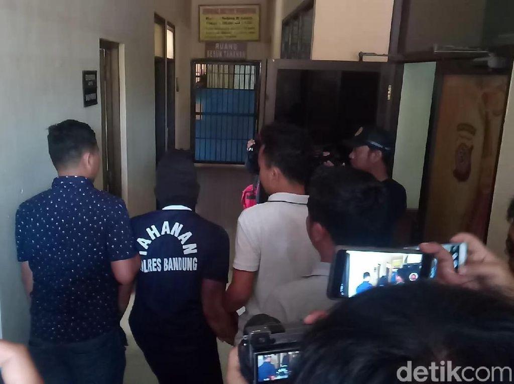 Sosok Diman Cangkul Pembantai Ibu dan Istri di Bandung