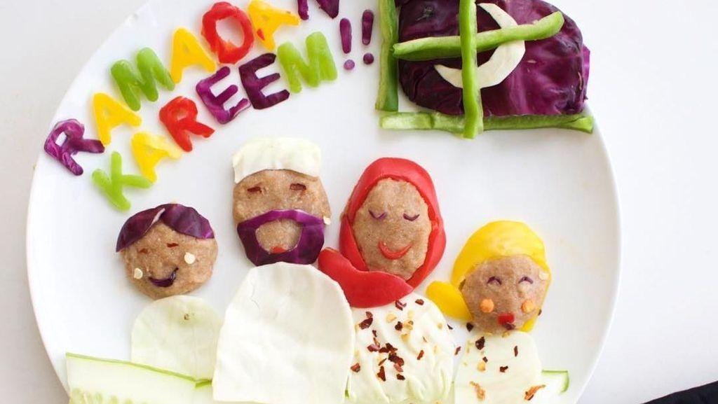 Keren! Seniman Muslim Ini Bikin Food Art dari Makanan Tradisional Nigeria