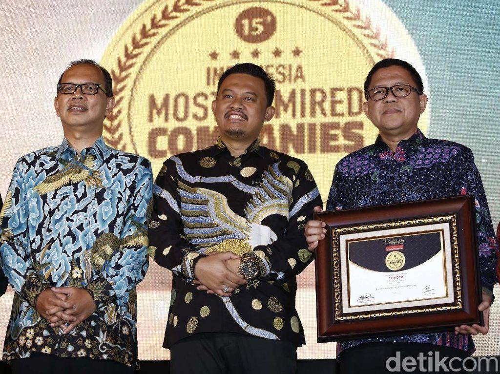 Ini Dia Perusahaan Idaman di Indonesia