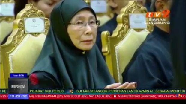 Istri Anwar Ibrahim, Wan Azizah Wan Ismail