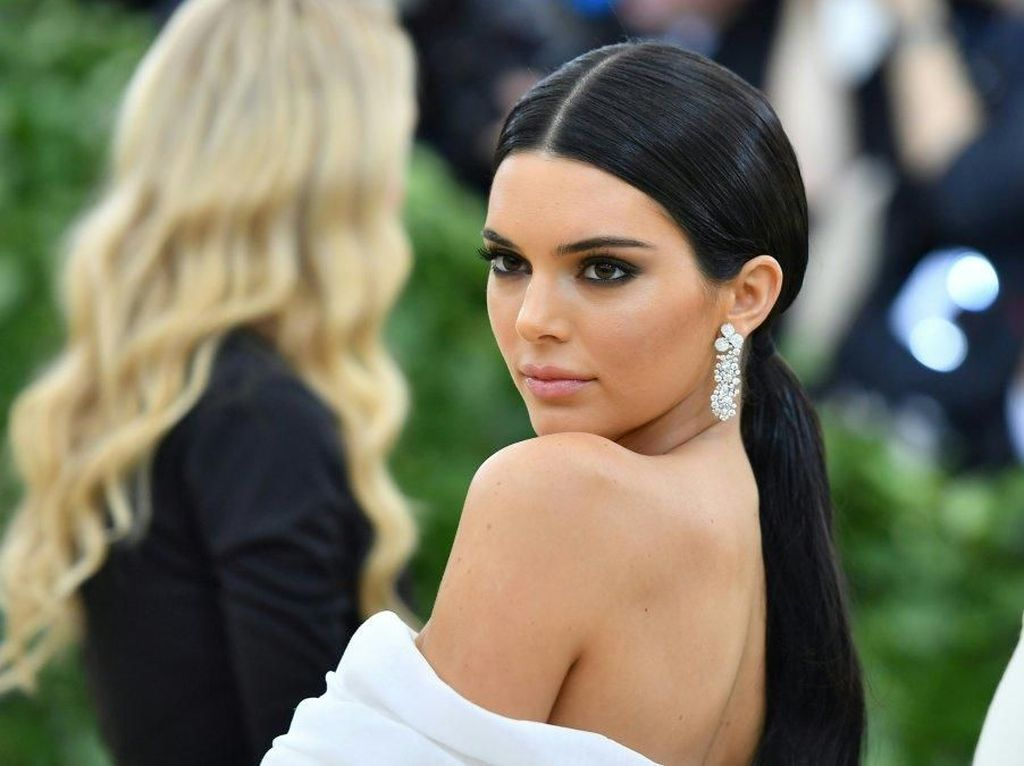 Jadi Ini Alasan Kendall Jenner Tak Doyan Pisang