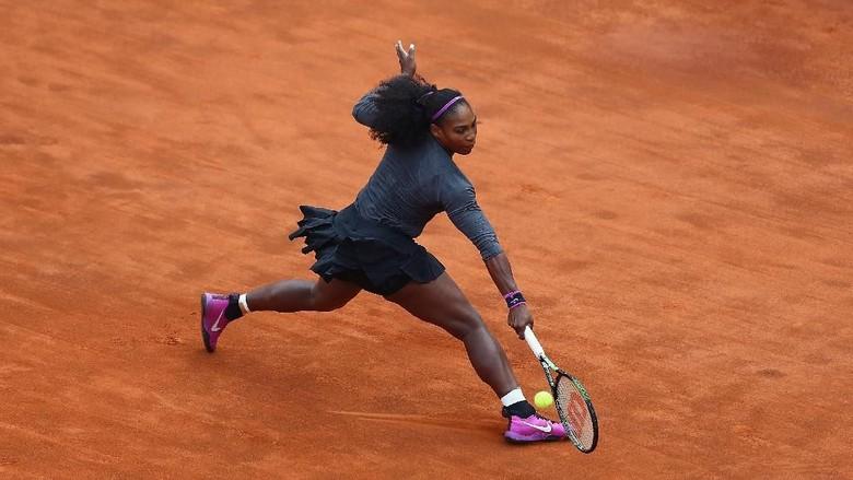 Serena Belum Siap Comeback di Roma