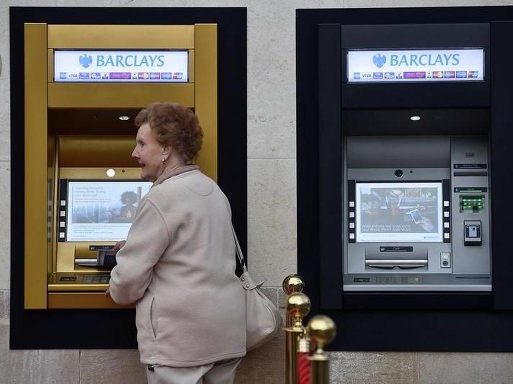 Ada ATM Tertua di Dunia, Seperti Apa Bentuknya?