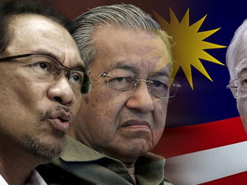 Mahathir Kalahkan Najib, Gerindra Yakin Oposisi RI Juga akan Menang