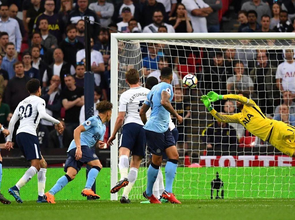 Tottenham vs Newcastle 0-0 di Babak Pertama