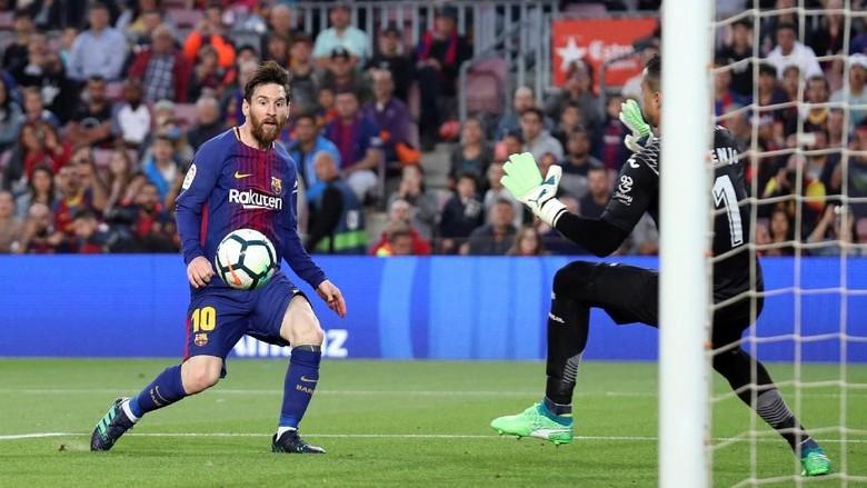 Messi: Aku Cuma Pemain Biasa