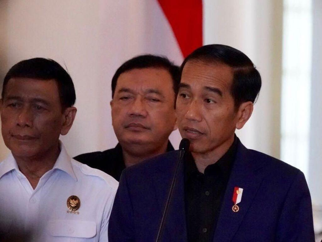 Pascarusuh Mako Brimob, Jokowi Minta Polri Evaluasi Total