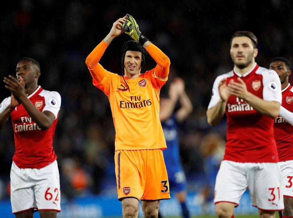 Arsenal Masih Tanpa Poin di Kandang Lawan Tahun Ini