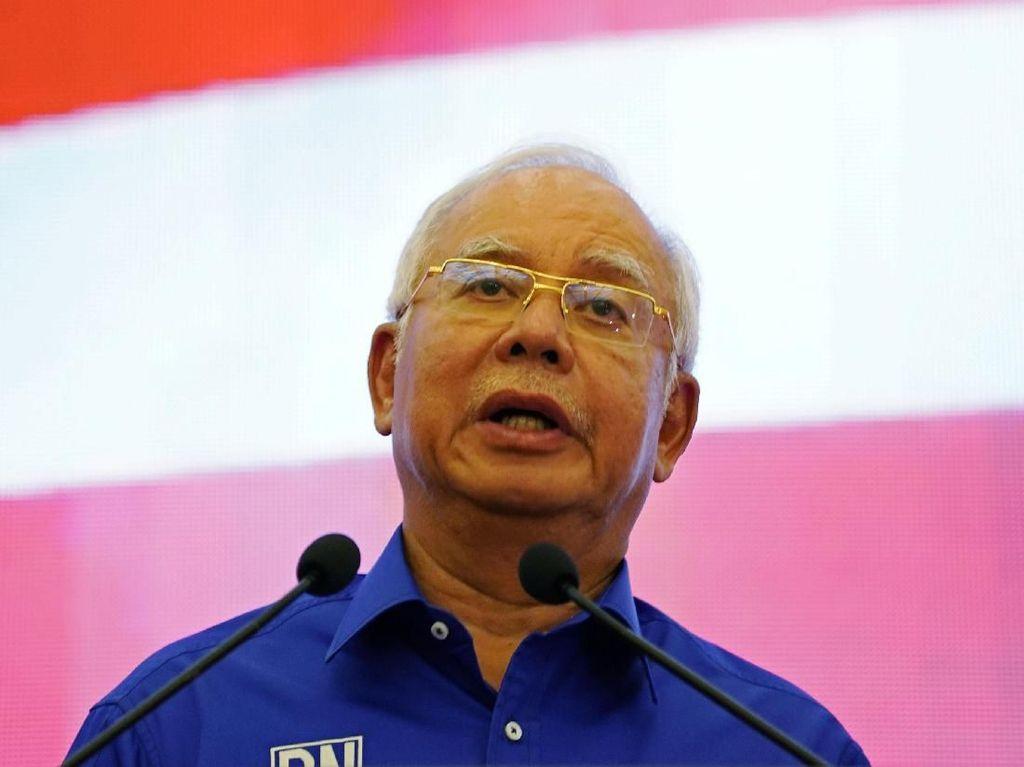 UMNO Harus Jelaskan Uang Partai Rp 400 M yang Disita dari Najib
