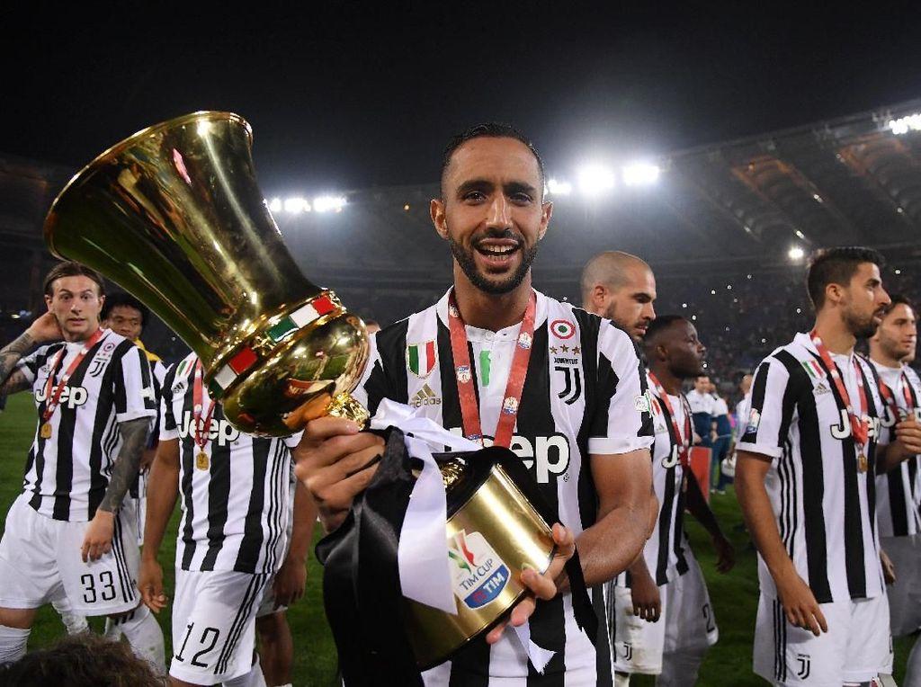 Benatia Padahal Ingin Pensiun di Juventus