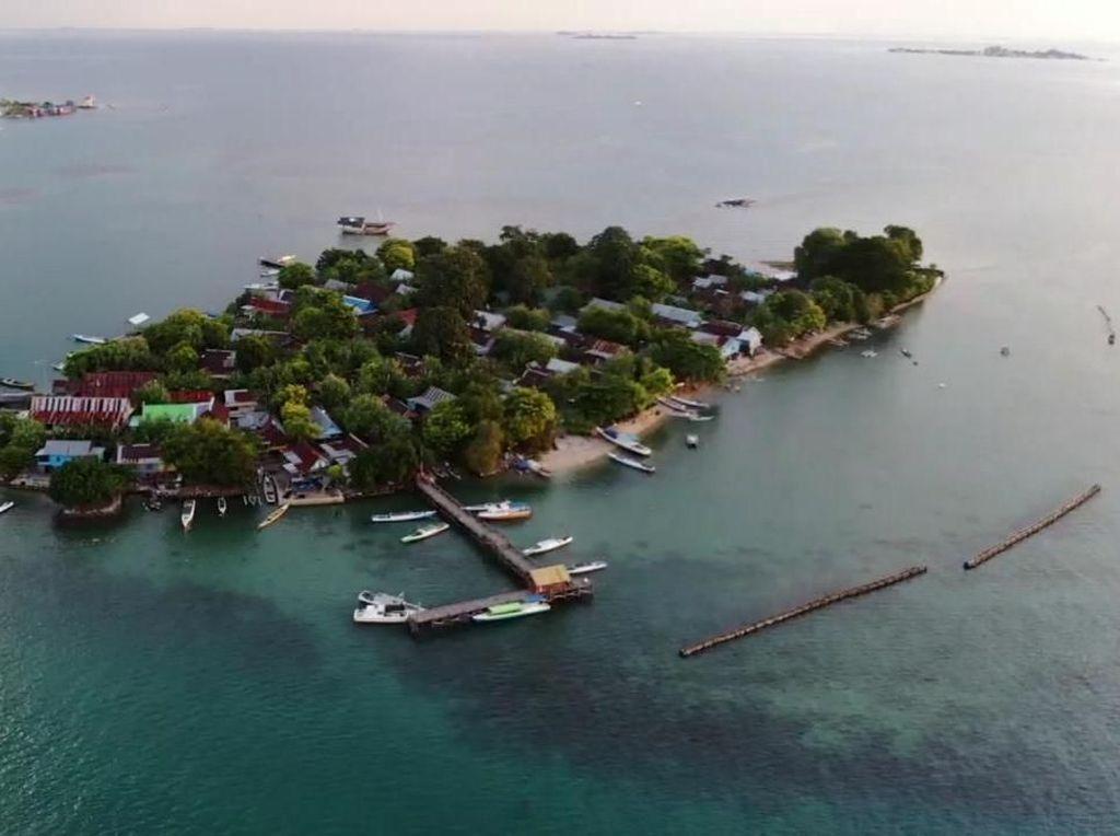 Warga Pulau Saugi Sulsel Tak Lagi Sahur Gelap-Gelapan saat Puasa