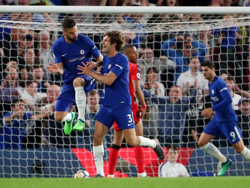 Chelsea Diimbangi Huddersfield 1-1
