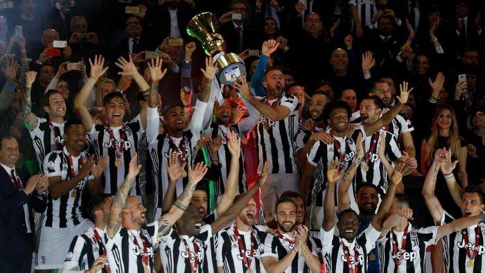 Juventus berada dalam jalur yang ringan di Coppa Italia. (Foto: Stefano Rellandini/REUTERS)