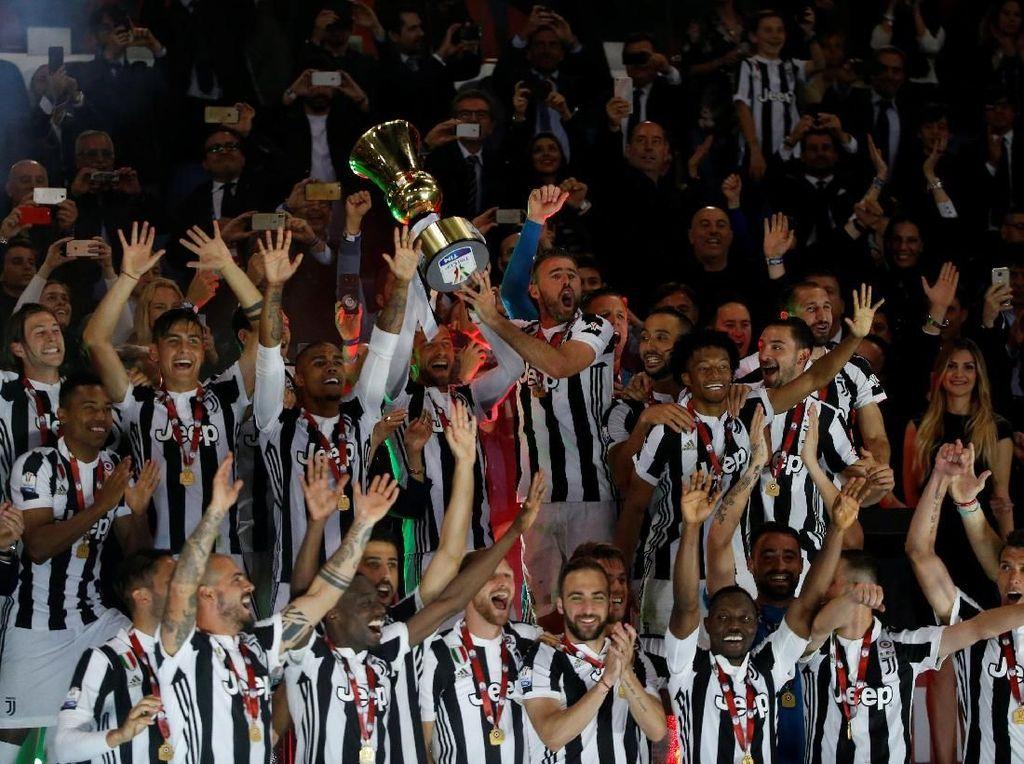 Coppa Italia: Jalur Mulus Juventus