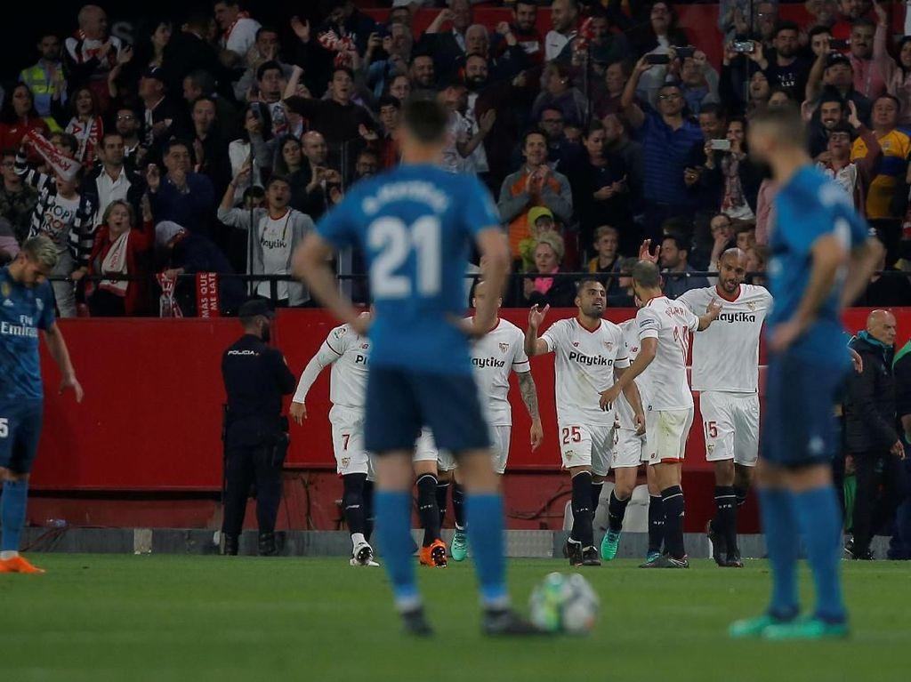 Madrid Tumbang di Kandang Sevilla
