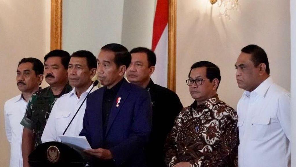Momen Jokowi Tanggapi Berakhirnya Penyanderaan di Mako Brimob