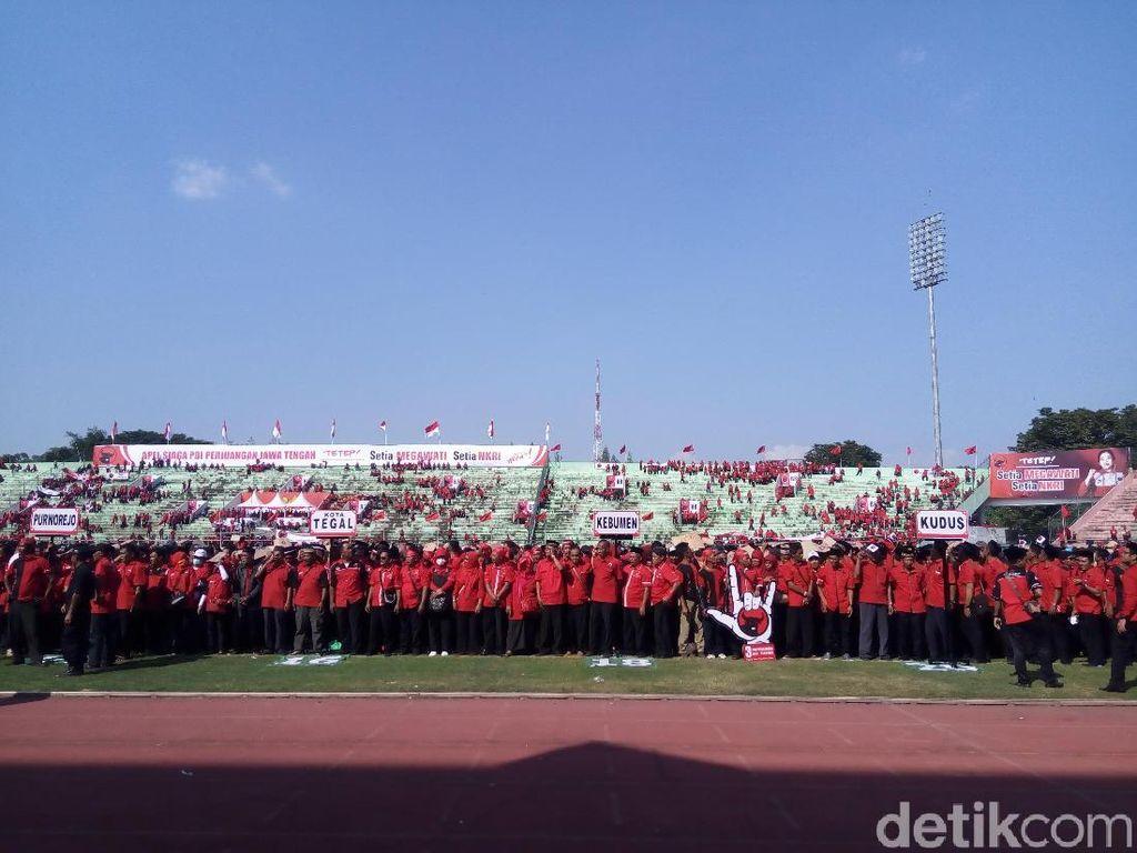 Tangis Megawati yang Berduka Karena Teror di Mako Brimob