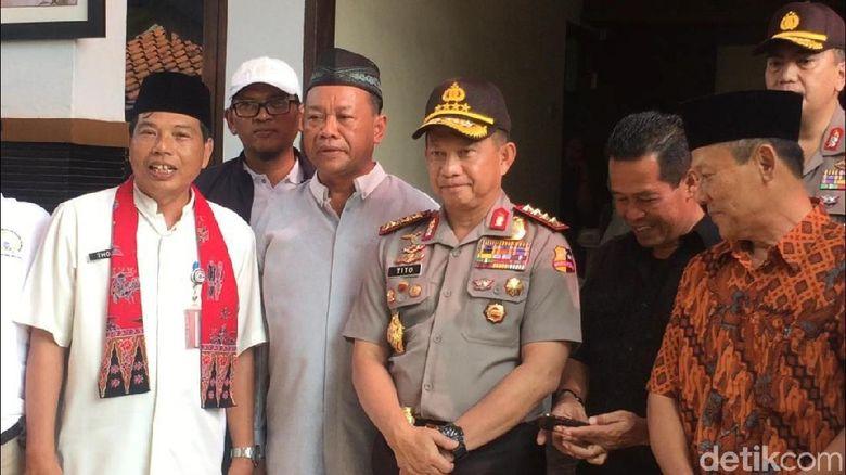 Begini Pembagian Peran Keluarga Bomber Gereja di Surabaya