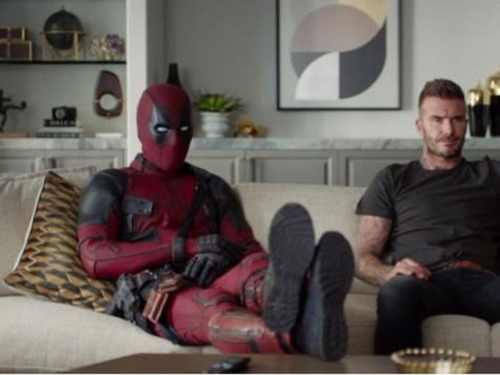 Deadpool Minta Maaf ke David Beckham, Ada Apa?