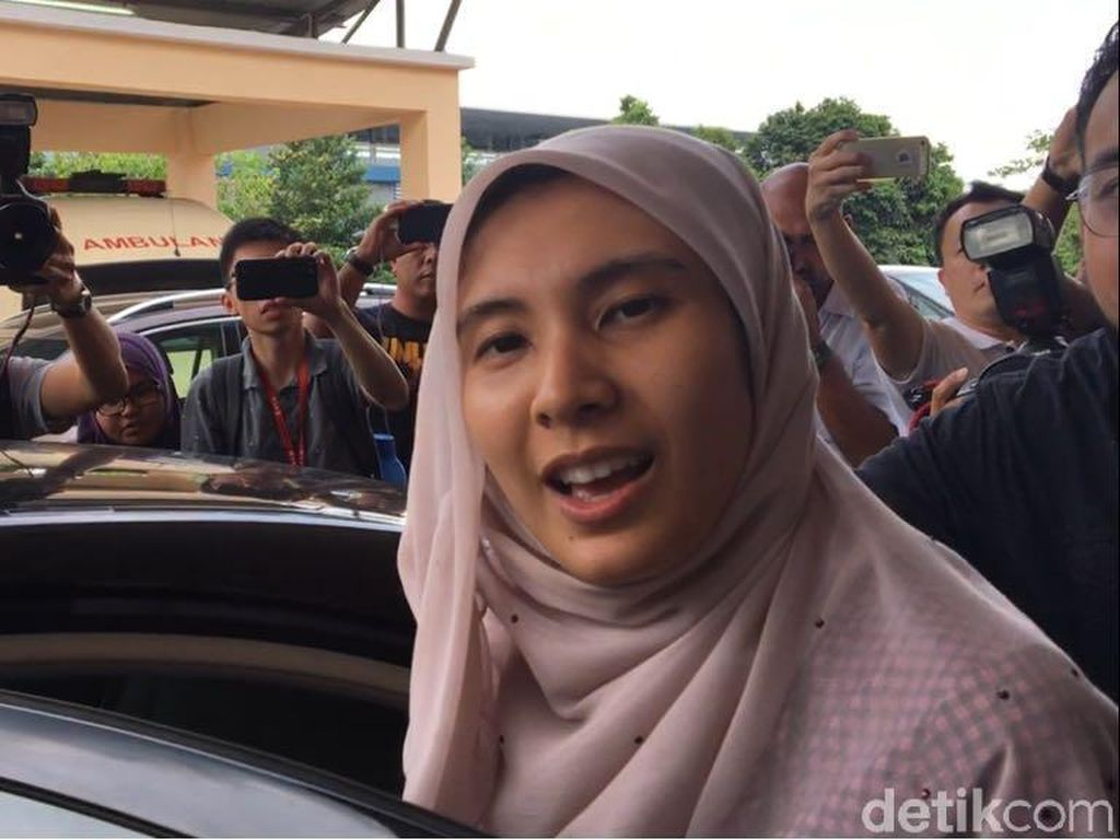 Putri Anwar Ibrahim Mundur dari Posisi Wakil Presiden Partai Ayahnya