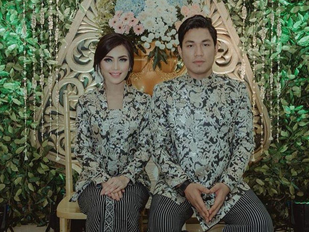 Selamat Menempuh Hidup Baru, Rizal Armada dan Monica Imas!