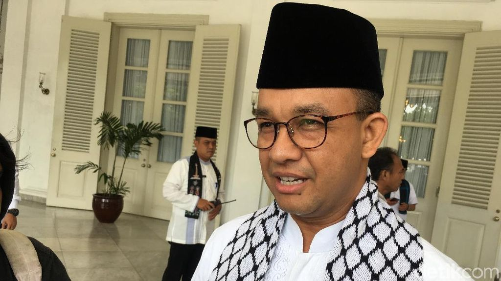 Anies Sempat Diajukan Jadi Penceramah Tarawih di Istiqlal 26 Mei