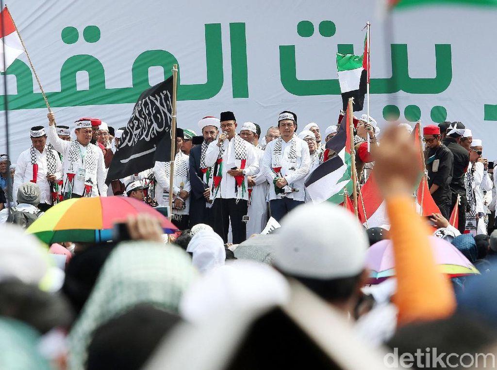 Potret Aksi Bela Palestina 115