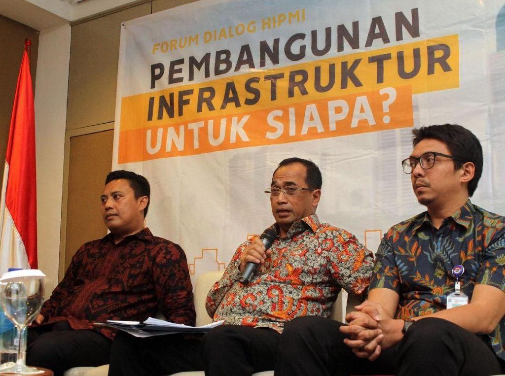 Diskusi Pembangunan Infrastruktur Untuk Siapa?