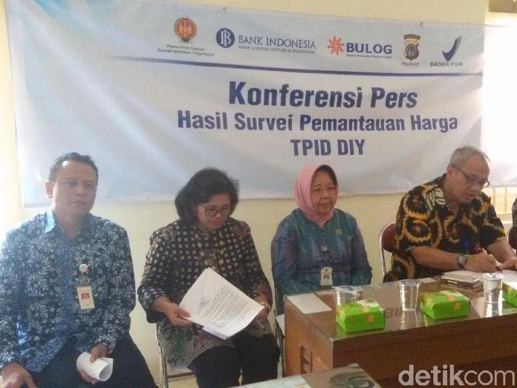Jelang Ramadan, Harga Bawang Putih di Yogyakarta Naik 41%
