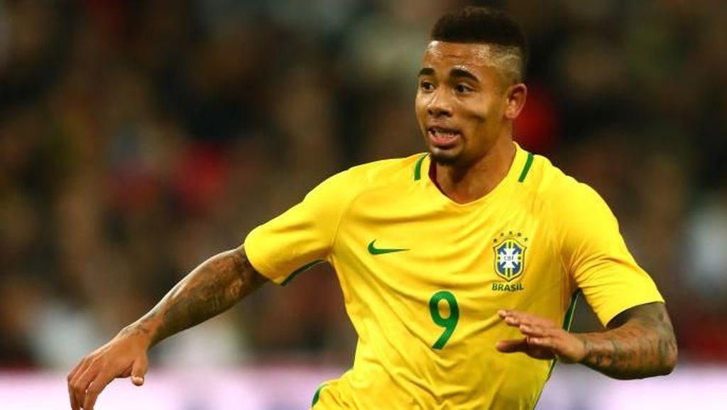 Waduh! Striker Brasil Ini Ternyata Dulu Hobi Makan Junk Food dan Kue Kering
