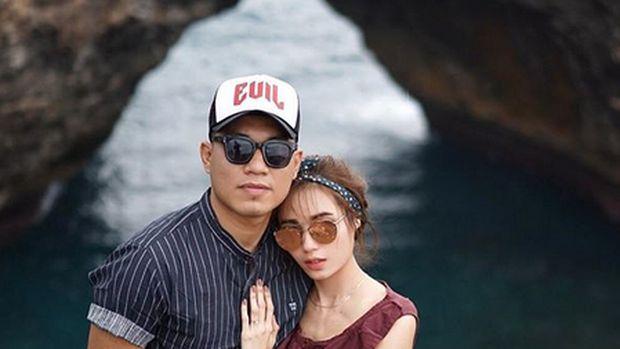 Rizal 'Armada' dan istri