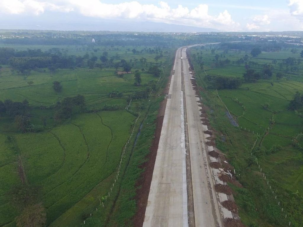 Tol Pandaan-Malang 38,48 Km Dibangun, Yuk Intip Progresnya