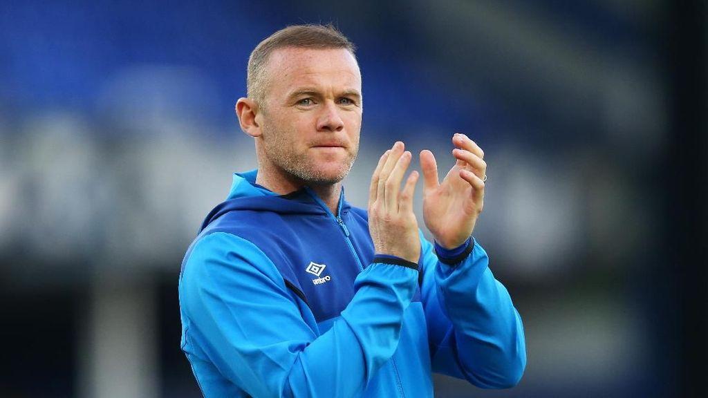 Jersey 10 untuk Rooney di Laga Terakhirnya Bersama Inggris