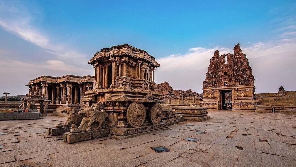Foto: Sumur Paling Instagenik yang Jadi Situs Warisan Dunia