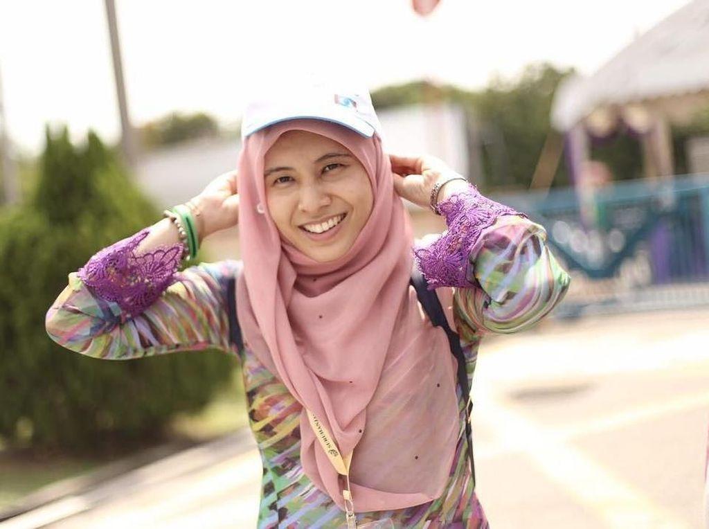 Foto: Nurul Izzah, Putri Anwar Ibrahim yang Melenggang ke Parlemen