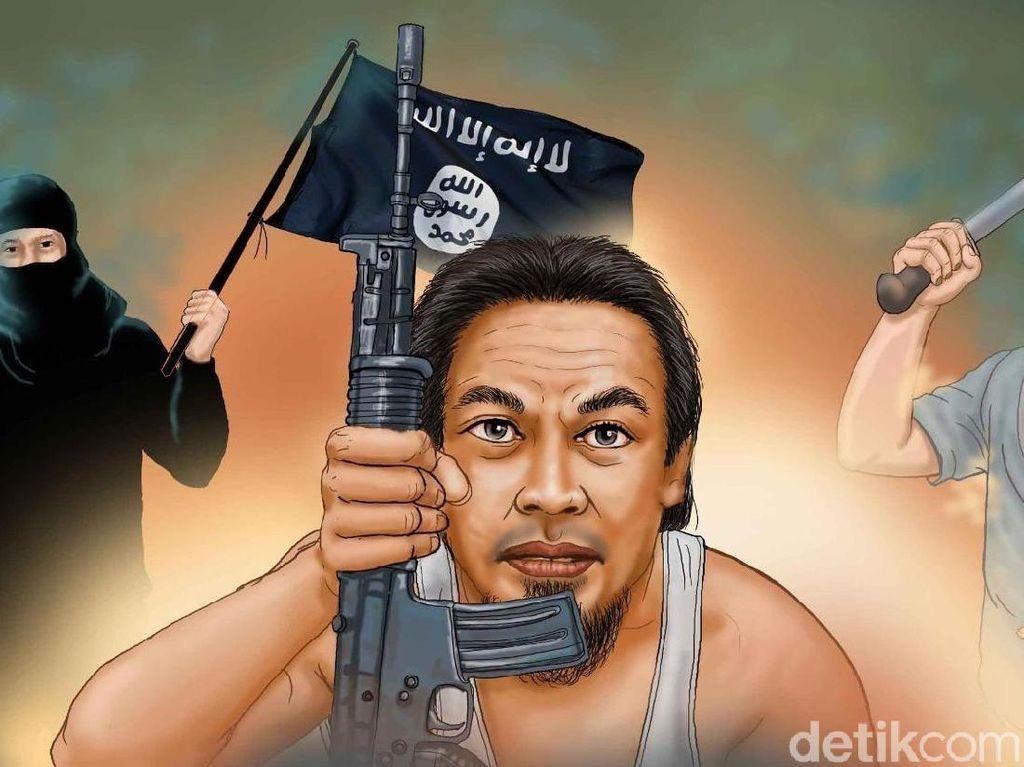 Jokowi Teken PP 35/2020, Korban Terorisme Masa Lalu Dapat Kompensasi