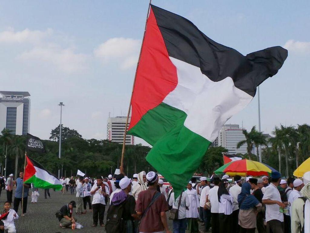 Melihat Lagi Aksi Bela Palestina 115